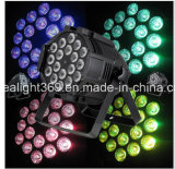 UV 18X10W DMX Professional Lighting Stage PAR LED RGBWA