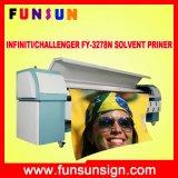 Impressora do grande formato do desafiador Fy3278n de Infiniti (8 cabeças de seiko510/50pl, velocidade rápida 157 sqm/h)