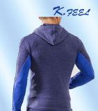 Ropa al por mayor del suéter de Hoody del hombre de la manera de la aptitud