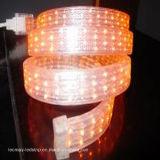 Luz da corda do diodo emissor de luz da luz de Natal para decorativo ao ar livre