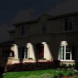 ホーム庭の屋外の照明製品の高い明るさは48のLEDsの太陽動力を与えられた動きセンサーランプ850の内腔IP65壁ライトを防水する