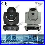 LED-Disco-Licht Sharpy 200W 230W beweglicher Hauptträger