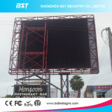 Diodo emissor de luz impermeável Display Screen de P16 Full Color Outdoor Advertizing para 7/24 de Advertizing