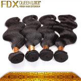 Человеческие волосы выдвижений волос качества индийских волос девственницы самые лучшие (FDX-SM-5)