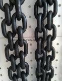 G80 schweißte galvanisierte anhebende Stahlkette