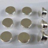Ponto de contato elétrico da prata esterlina para disjuntores e relés