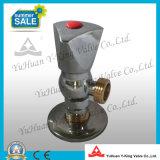 Soupape de cornière en laiton modifiée pour la tuyauterie (YD-F5025)