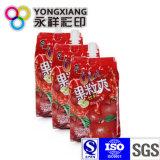 Imbiss-Verpacken- der LebensmittelFastfood- Tülle-Beutel