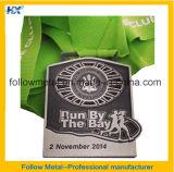 Серебряное медаль 3D для пользы сувенира
