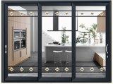 Alta qualità Framd di alluminio che fa scorrere la fabbrica di Windows