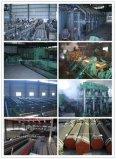 Petróleo de China e tubulação de gás