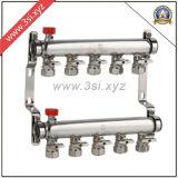 Séparateur de chauffage de plancher d'alimentation en eau de qualité
