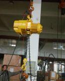 grue 500kg à chaînes électrique avec le chariot