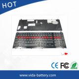 Clavier d'ordinateur portatif pour le noir de HP Probook 4520 4520s 4525s 4525 avec le bâti