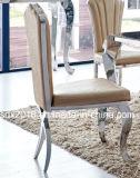 食堂の家具のFprのステンレス鋼の椅子