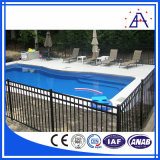 Aluminiumsicherheitszaun für Swimmingpool mit guter Qualität