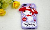 Животное МНОГОТОЧИЕ кролика мелодии смычка цветет аргументы за Huawei P8 P9 P8lite сотового телефона силикона