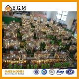 De Modellen van de Model/Woningbouw van onroerende goederen/De Modellen van de Tentoonstelling/het Model van de Architectuur