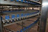 산업 플라스틱 케이크 서버 폐회로 나선형 컨베이어