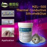 Pegamento conductor termal del silicón Jxh-500