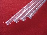 Tubazione libera a temperatura elevata di vetro di quarzo