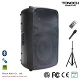 Fábrica Supply 15 Inches Plastic Loudspeaker para Model Thr12ub
