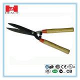 Ножницы нержавеющего лезвия инструментов сада подрежа с деревянной ручкой