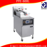 Da frigideira chinesa da pressão do equipamento da cozinha do restaurante de Pfe-600L frigideira profunda para a galinha fritada