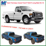 Крышки Tonneau тележки трудные на кровать Ford F150 8 ' длинняя