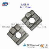 Railway Fastening를 위한 보통 Oiled Kpo Type Rail Clamp