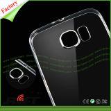Caja transparente del teléfono móvil de TPU para la galaxia S7 de Samsung