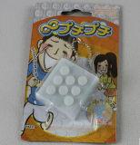 Música Keychain-Agradable de Puchi que comprime el juguete de Edamame Puchi Keychain