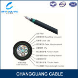 Fonte blindada quente do fabricante do cabo da fibra óptica de 144 núcleos das vendas GYTA53