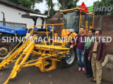 машина жатки сахарныйа тростник 60HP/сахарного тростника
