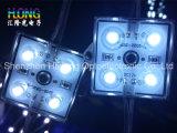 El módulo DC12V de 5050 LED impermeabiliza la publicidad de la luz del LED