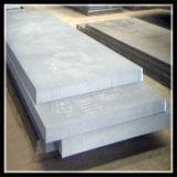 Placa de acero de alta resistencia poco aleada A633D
