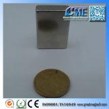 ブロック30*22*10mmのN52極度の強い希土類ネオジムの磁石