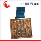 Medalla barata de la historieta del metal de encargo de la promoción