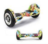 100% 고유 공장 지능적인 10 평형 바퀴 기동성 스쿠터 원격 제어 스케이트보드