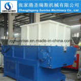 Gutes Quality Single Shaft Shredder für Plastic Lump Baled Film Carton