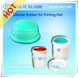 Caoutchouc de silicones RTV-2 liquide pour l'impression de garniture