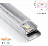 LEIDEN van het aluminium Profiel voor LEIDEN Licht 16.2*19.7mm van de Strook