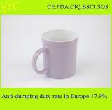 Kundenspezifische keramische Kaffeetasse ohne Drucken