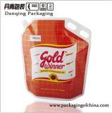 5L Drucken Cocnut/Öl-Fastfood- Beutel mit Griff