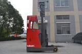 Empilhador elétrico assentado popular com altura do elevador de 8000mm com preço do competidor