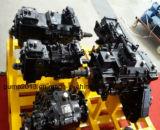 트럭은 판매를 위한 새로운 6 속도 전송 변속기 회의를 분해한다