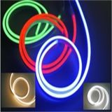 Top10 AC240V SMD2835 LED 밧줄 빛 유연한 네온 지구 50m/Roll