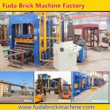 Qt6-15 Manufacturing Unit de Concrete Pavers et de Block pour Building, Multi Purpose Fully Automatic Hydraulic Brick Production Line, Automatic Block Machine