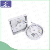 свет панели алюминия СИД 6W 12W 18W круглый квадратный