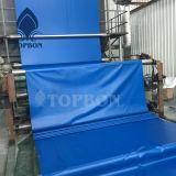 고품질 PVC 입히는 직물 Tb126